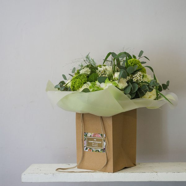 The Wonderfully White Bouquet